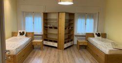 una stanza singola e una doppia