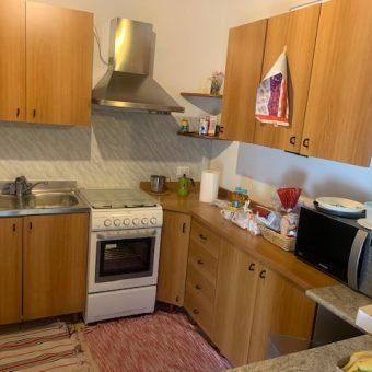 bicamere arredato solo di Cucina